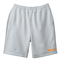 Basic Logo Sweat Shorts - グレーB