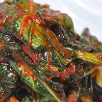 小松菜キムチ 80g 成康キムチ