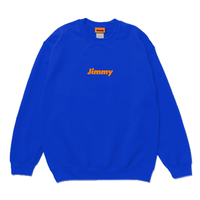 Basic Logo Sweatshirt - ブルー