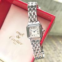 美品✨ カルティエ SM Cartier パンテール レディース腕時計