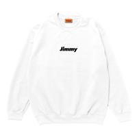 Basic Logo Sweatshirt - ホワイトA