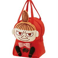 ムーミン スエット素材ダイカットランチバッグ 「リトルミイ」!弁当箱・弁当袋