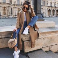 美品✨ ディオール Dior サドルバッグ レザー ブラウン