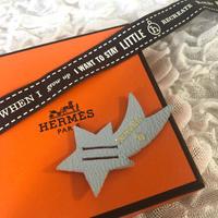【Hermes】エルメス プティアッシュ 非売品 チャーム 星 スター