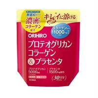 【オリヒロ】 プロテオグリカンコラーゲン&プラセンタ 180g 【健康食品】