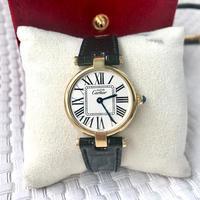 美品✨カルティエ Cartier オパラン ヴェルメイユ ヴァンドーム 腕時計