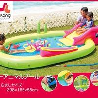 JILOng シーアニマルプール (JL-212223) 【送料無料】(プール、水遊び、水浴び)