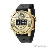 【送料無料】STAR WARS Roller watch by FUTURE FUNK rubber band model