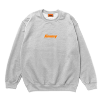 Basic Logo Sweatshirt - グレーB