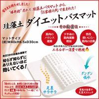 【送料無料】珪藻土 ダイエット バスマット(DIET BATHMAT)