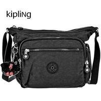 【送料無料】KIPLING/キプリング レディース 斜めがけ ショルダーバッグ TRUE BLACK