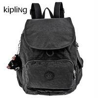 【送料無料】KIPLING/キプリング レディース バックパック リュックサック TRUE BLACK