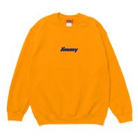 Basic Logo Sweatshirt - ゴールドイエロー