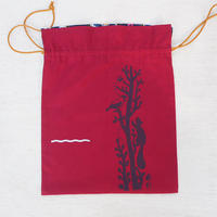 My migration kinchaku bag 006