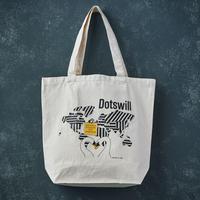 Dotswill オーガニックコットンバッグ