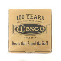 WESCO 100 Years 『West Coast Shoe Company: The Boots that Stand Gaff』