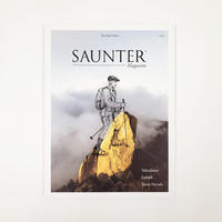 『SAUNTER Magazine Vol.01』