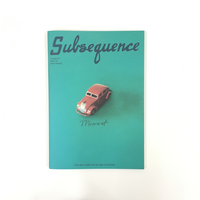 『Subsequence Magazine Vol.3』