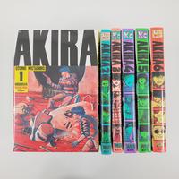 大友克洋『AKIRA』全6巻セット