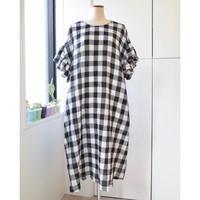 SOWA |  「floating cherry」Parasol dress