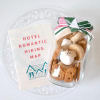 HOTEL ROMANTIC SWEETCH    ハイキング採集瓶&MAP