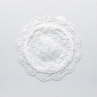point de Japon / Doily (S) / Off White