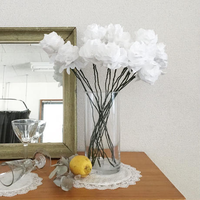 point de Japon / Artificial Flower / Off White