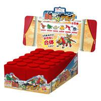 APブロックミュージアム 恐竜合体ブロック 6個入 BOX
