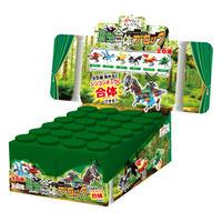 APブロックミュージアム 昆虫合体ブロック 6個入 BOX