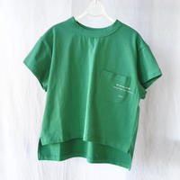 """Tシャツ POCKET WIDE S/S TEE """"Why are  you crying ?""""  / arkakama(アルカカマ)"""