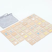 ABC stamp  /dou_toy(ドウトイ )