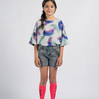 All Over Painted T-Shirt / bobochoses(ボボショーズ)