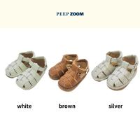 ベビーサンダル Baby Sandal / PEEP ZOOM(ピープズーム)