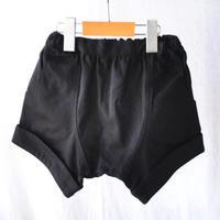 サルエルショーツ(XL/XXL)  Twill Sarouel SHORT BLACK / arkakama(アルカカマ)