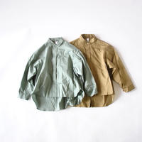 80/1 washer big shirts / moun.ten(マウンテン)
