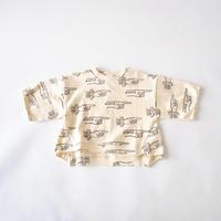 スウェット SPD M/S Sweatshirt Overe There  / arkakama(アルカカマ)