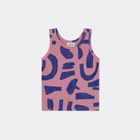 Abstract  Tank Top / bobochoses(ボボショーズ)