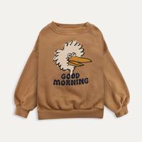 スウェット  Birdie sweatshirt (2-3Y/4-5Y/6-7Y) / bobochoses(ボボショーズ)