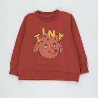 """TINY DOG"" SWEATSHIRT(2Y/4Y/6Y)/ tinycottons(タイニーコットンズ)"