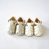 本革ベビーサンダル Baby Sandal / PEEP ZOOM(ピープズーム)