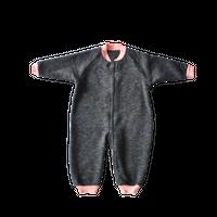 ネブクロ THE NEBUKURO2021  チャコール×ピンク(100cm/110cm/120cm) / apibaby (アピーベビー)