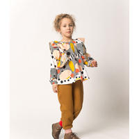 Shorty blouse  (M100-110cm/L120-130cm) / ZoZIO(ゾジオ)