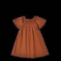 シリングドレスShirring Dress /eastendhighlanders(イーストエンドハイランダーズ)