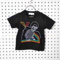 RAINBOW刺繍Tシャツ (90/100/110cm)/soulmania(ソウルマニア)