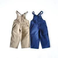 stretch twill jumpsuit / moun.ten(マウンテン)