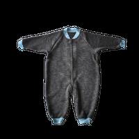 ネブクロ THE NEBUKURO2021チャコール×ブルー (130cm/140cm/150cm) / apibaby (アピーベビー)