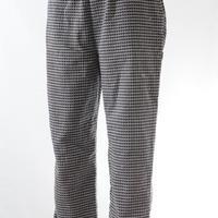 婦人涼感 綿混サッカー生地 8分丈 パンツ スラックス ※ほつれやすい商品なので見切り処分いたします!