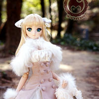 DD,DDS,DDDY,SD ドルフィードリーム  子羊 衣装セット
