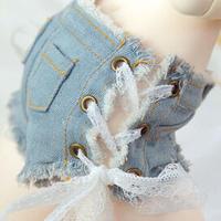 DD,SD,1/3,大女,ドルフィードリーム着せ替え 編み上げショートパンツ
