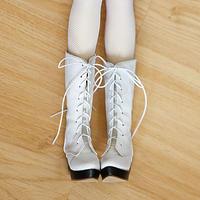 DD,DDS,DDDY,SD ドルフィードリーム 靴 ブーツ(ホワイト)